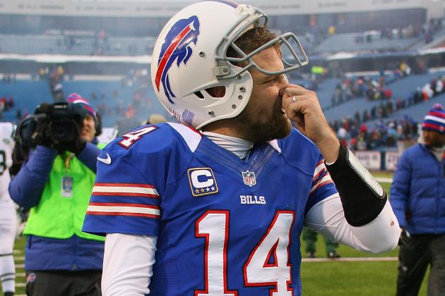 Pete Metzelaars on What Ails Bills: It Starts with Ryan Fitzpatrick