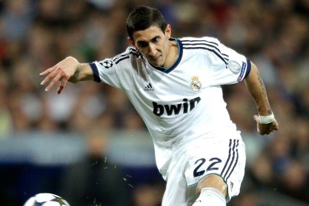 Real Madrid Set to Offer Di Maria to PSG and Man Utd