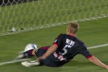 Goal-Line Technology in MLS? League Says Maybe Not 'til '15