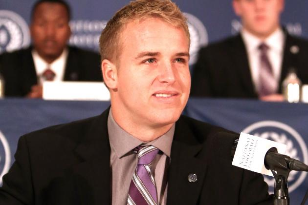 Is Matt Barkley Making a Huge Mistake Opting Not To Throw at the Combine?