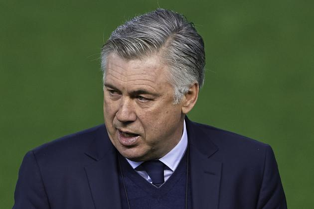 Ancelotti Set for Real Madrid?