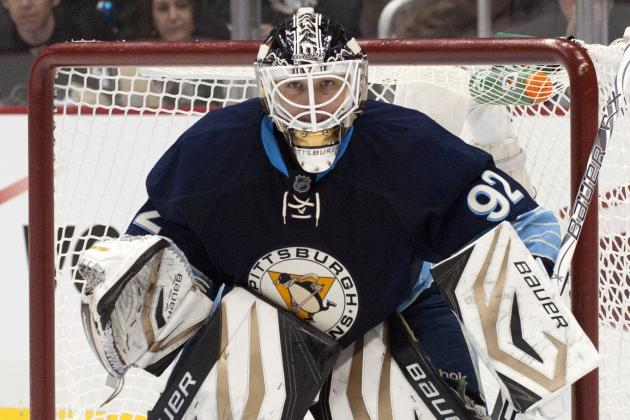 Vokoun Gets Starting Nod Tonight vs. Flyers
