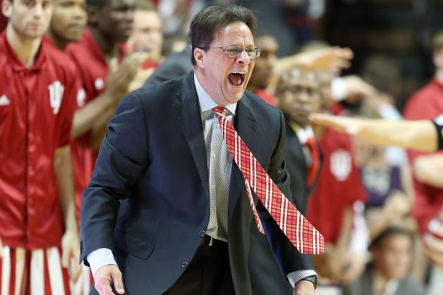Indiana Basketball: Hoosiers Will Earn No. 1 Seed in NCAA Tournament