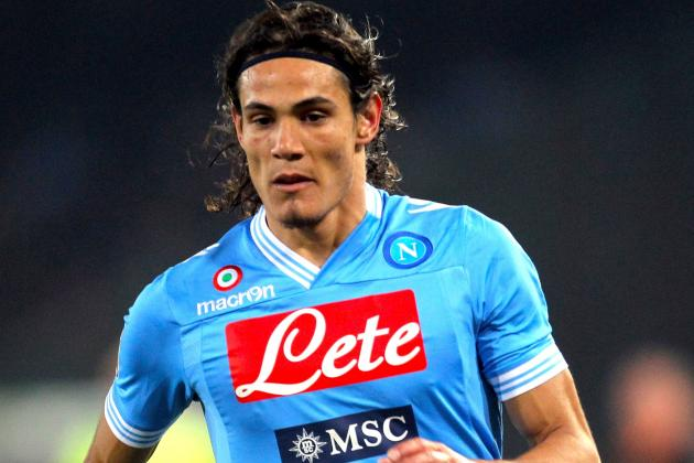 Edinson Cavani: Why He'd Thrive at Manchester City