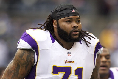 Phil Loadholt, Jerome Felton Remain Top Priorities
