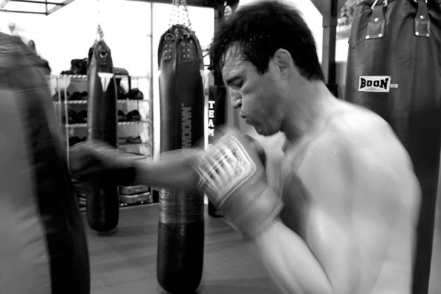 Sonnen Supports New TRT Testing, Has Already Been Tested