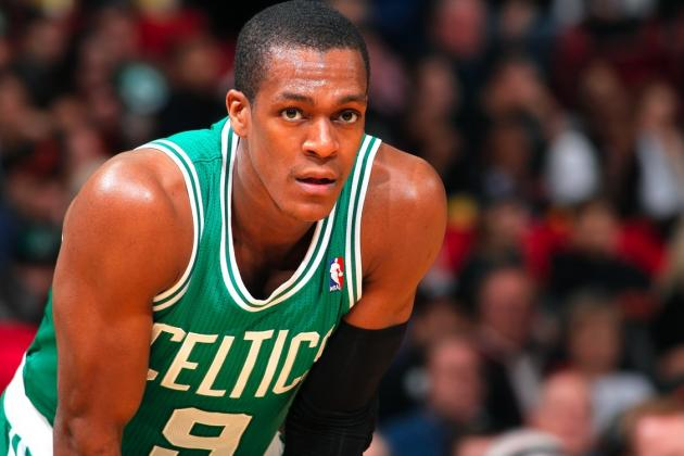 Rajon Rondo Trade Rumors: Celtics Open to Moving Star Point Guard?