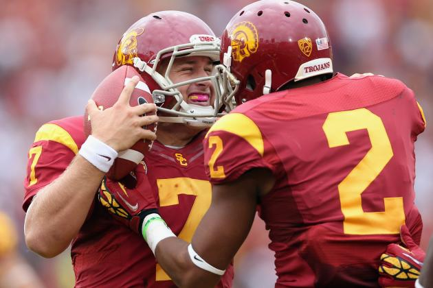 Six Trojans Begin Path to the Draft