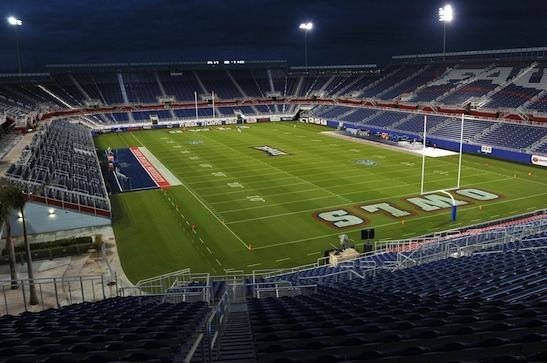 Petition Started to Remove GEO Group Name from FAU's Stadium