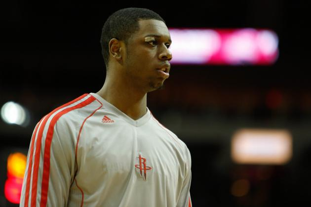Rockets Open to Moving Terrence Jones