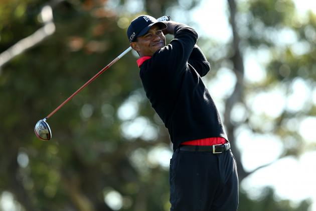 Tiger Woods Will Dominate Accenture Match Play Tournament