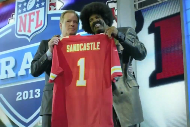 Debate: Where Would Leon Sandcastle Rank in Greatest Combine Performances Ever?
