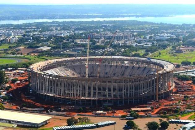 2014 World Cup: Brazil's Stadium Delays Causing Concern
