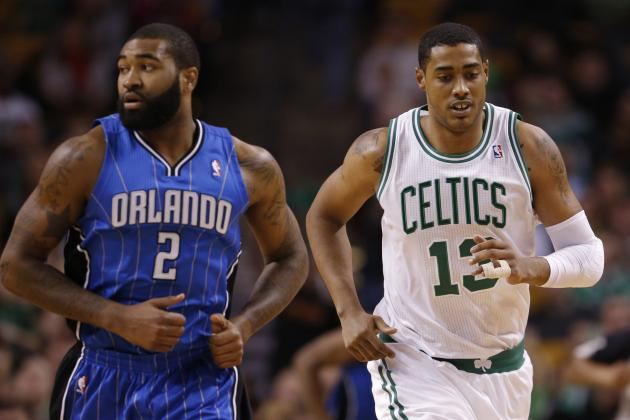 Celtics Shopping Fab Melo in Trade Talks