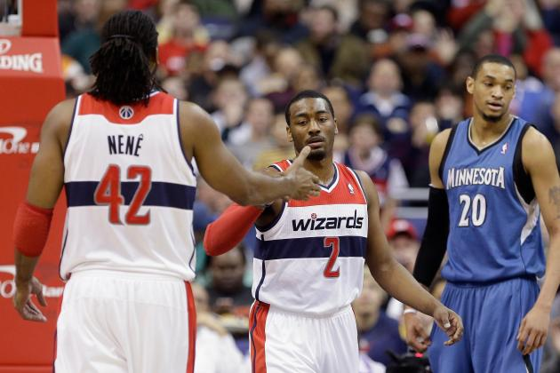 Can the Washington Wizards Build Around Current Core?