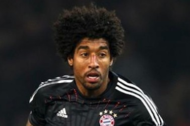 Bayern Defender Dante Annoyed at Conceding Arsenal Goal
