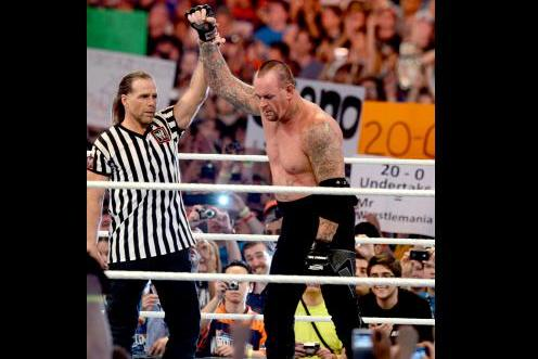 The Undertaker Not At WrestleMania 29; Storyline Explanation Must Be Given