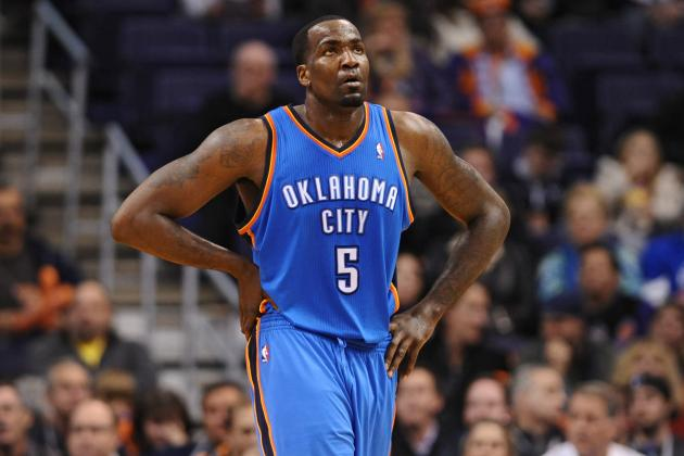 Debate: Should the Thunder Trade Kendrick Perkins?
