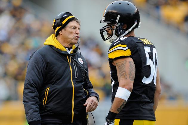 Steelers' Foote Bids to Get Deal for 2013
