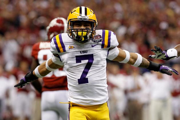 Tyrann Mathieu Making Most of Last Chance