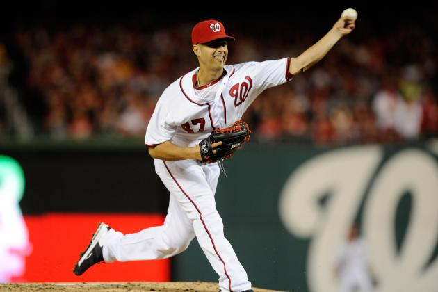 How Gio Gonzalez Being Cleared of PED Suspicion Impacts Nats' World Series Hopes