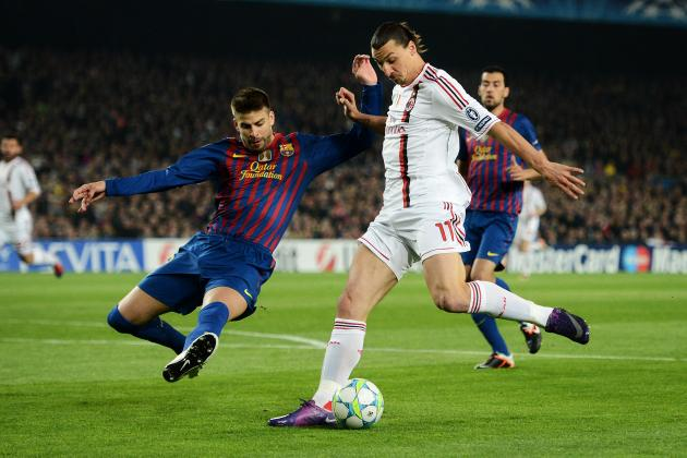 AC Milan vs. Barcelona 2013: Keys for Each Side in Champions League Match