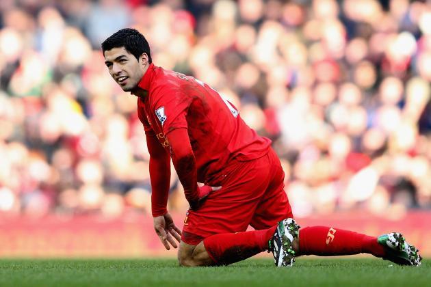 Brendan Rodgers Hails Liverpool Striker Luis Suarezs Winning Attitude