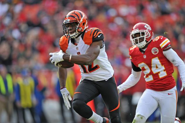 Mohamed Sanu Back Running After Cleared by Bengals