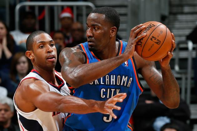 Kendrick Perkins out Tonight vs. Rockets