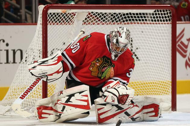 Chicago Blackhawks: Goaltending Fueling Hot Start