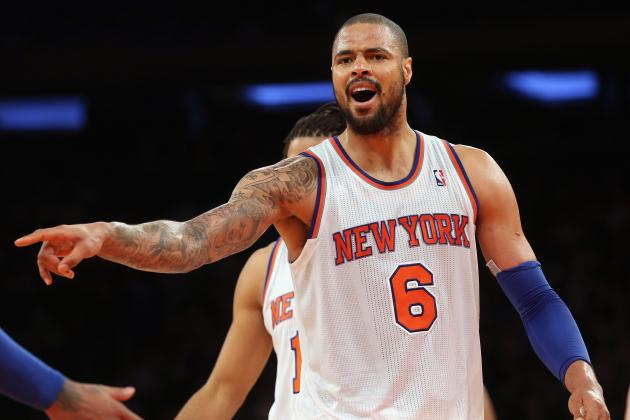 Knicks vs. Pacers: Rebounding Key to New York Victory