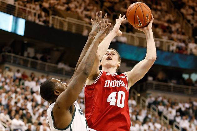 Michigan State Basketball: Derrick Nix Dirty or Was It Indiana's Cody Zeller?