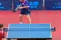 This Is the Greatest Ping-Pong Shot Ever: Behind-the-Back [Video]