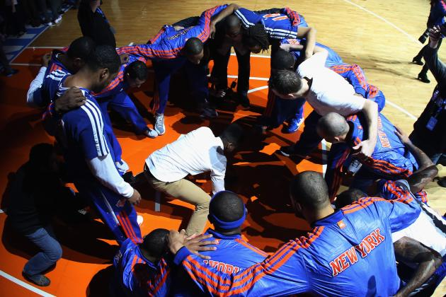 New York Knicks Find Themselves in an Unfamiliar Role at Trade Deadline
