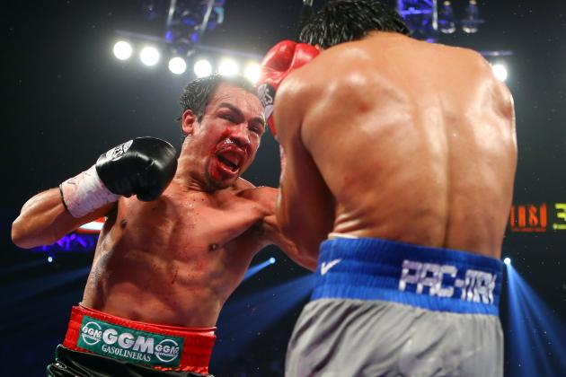 Bob Arum to Have Dinner with Juan Manuel Marquez to Discuss 5th Pacquiao Bout