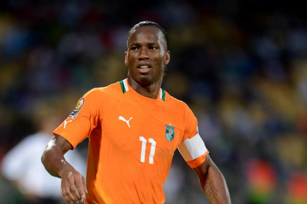 Drogba Gives Galatasaray's Champions League Chances Legitimacy