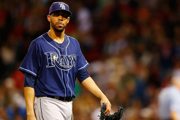 Rays' Price Wouldn't Want to Play for Yankees If He Had to Shave His Facial Hair