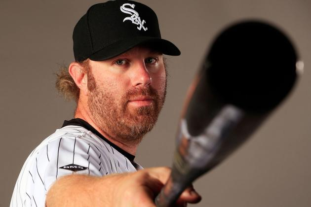Adam Dunn to Hit the Silver Screen
