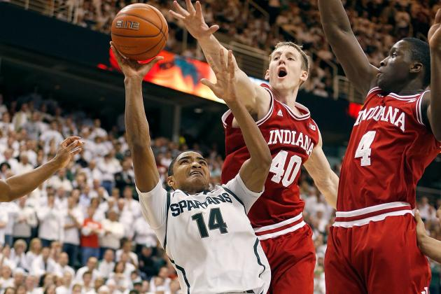 Michigan State Basketball: 5 Things We Learned from the Spartans Loss to Indiana