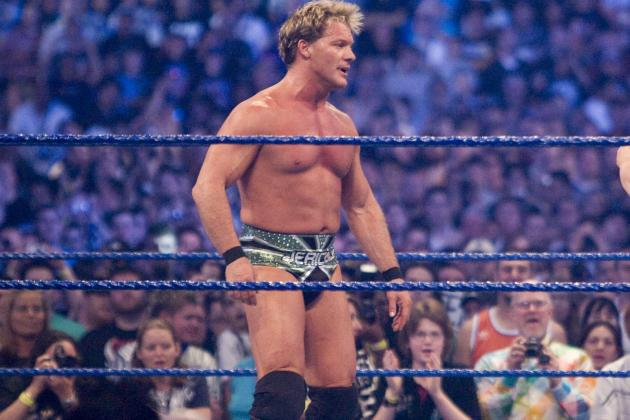 Chris Jericho Talks WWE, Robot Combat League & More in Ring Rust Radio Exclusive