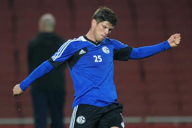 Schalke Announces Lineup for Tonight vs. Galatasaray