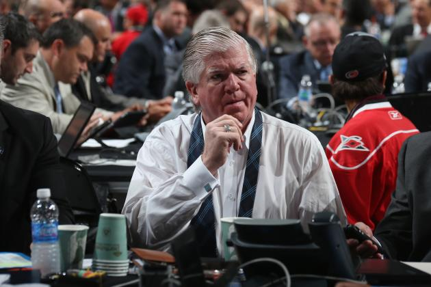 Report: Brian Burke in Demand