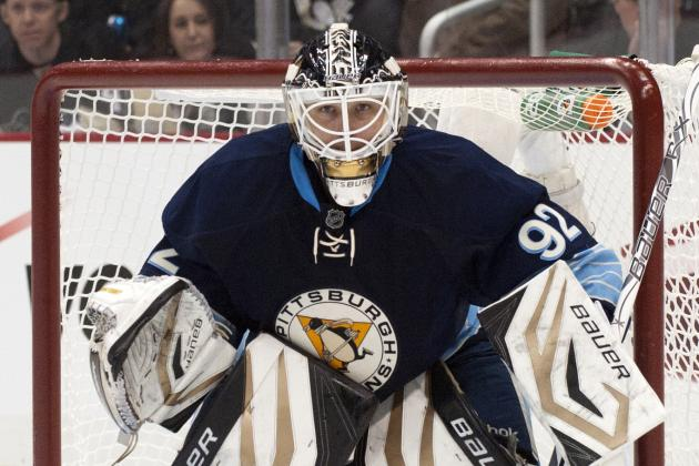 Goalie Vokoun Gets Nod for Penguins Against Flyers