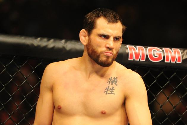 "UFC Releases Jon Fitch, Jacob Volkmann, Sends a Message to ""Boring"" Fighters"