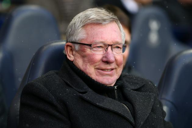 Sir Alex Ferguson Sleeps Well as Manchester United's Rivals Suffer
