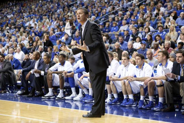 John Calipari on Kentucky Basketball: Coachable Players Filled with Bad Habits