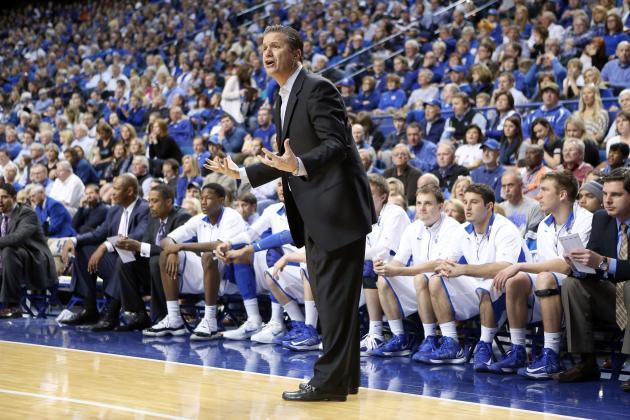 John Calipari on Kentucky Basketball: Coachable Players Filled with Bad Habits