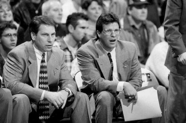 Tom Izzo-Tom Crean: Michigan State Assistants