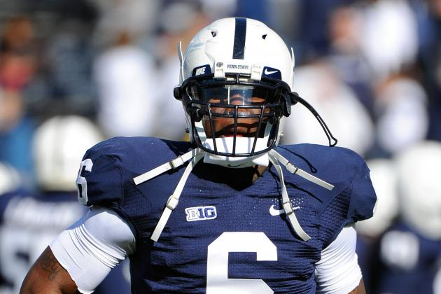 Five Things to Look for from the Four Penn Staters Headed to the Combine