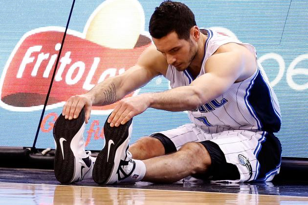 NBA Trade Deadline: Are the Sixers a Good Fit for J.J. Redick?